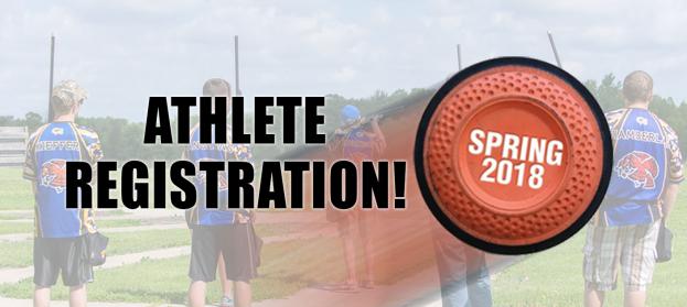 2018 athlete registration Rotban